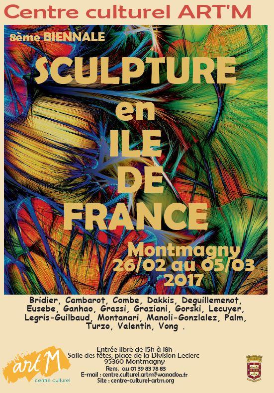 Biennale de la sculpture à Montmagny - 2017
