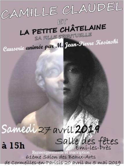 Camille Claudel et la petite châtelaine