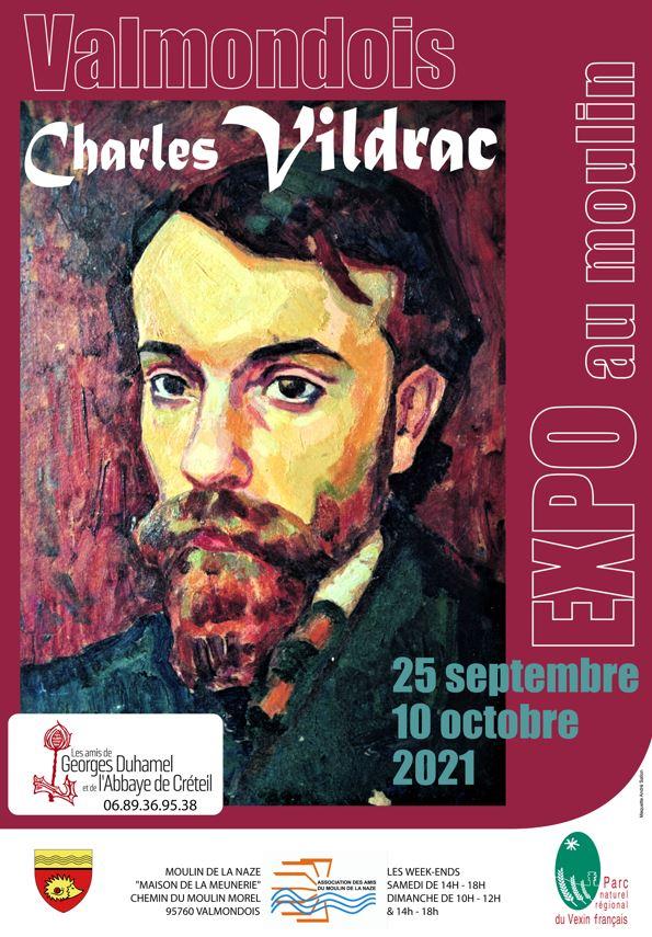 Exposition Charles Vildrac