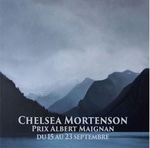 Exposition de Chelsea Mortenson