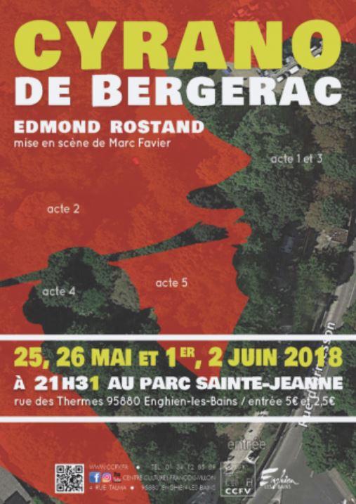 Cyrano de Bergerac - Enghien-les-Bains