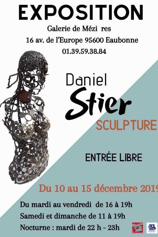 Exposition de Daniel Stier à Eaubonne