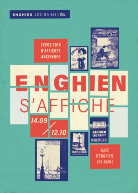 Expo ENGHIEN S'AFFICHE