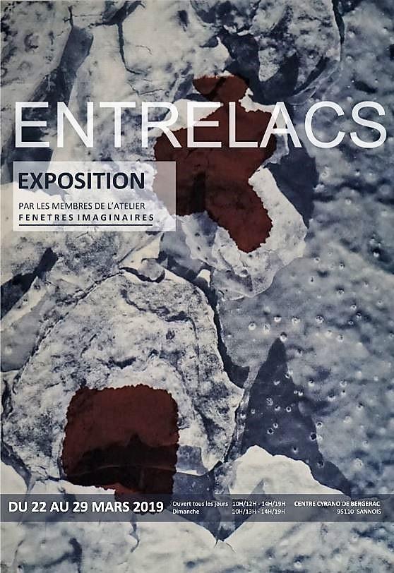 Exposition ENTRELACS par Fenêtres imaginaires