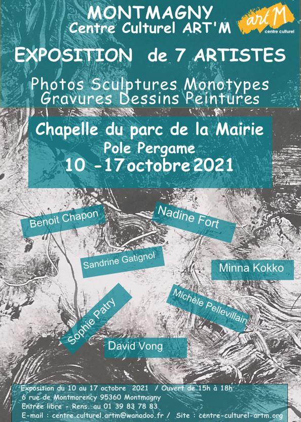 Exposition de 7 artistes - Montmagny