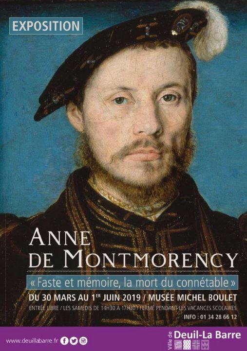 Exposition consacrée à Anne de Montmorency