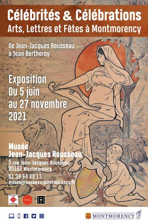 Exposition Museé Jean Jacques Rousseau - 2021