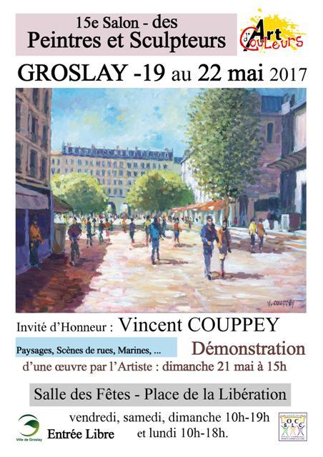 Salon des peintres et sculpteurs de Groslay