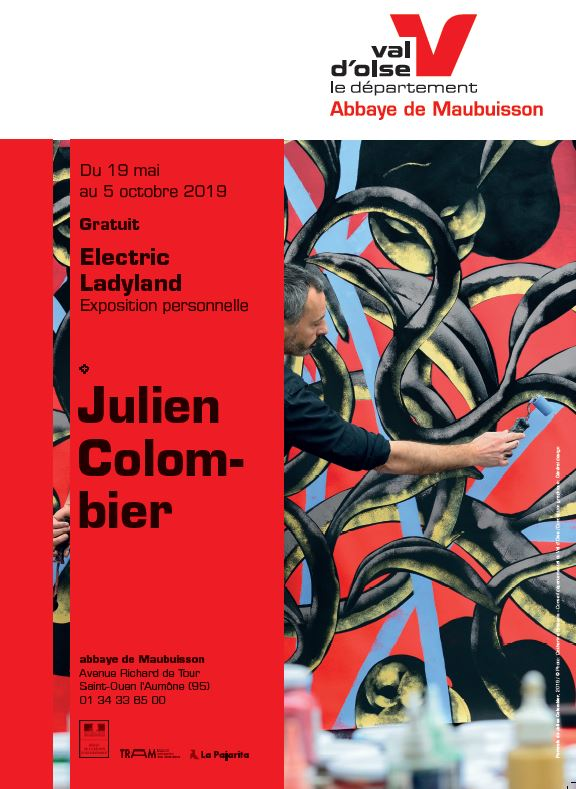 Exposition de Julien Colombier