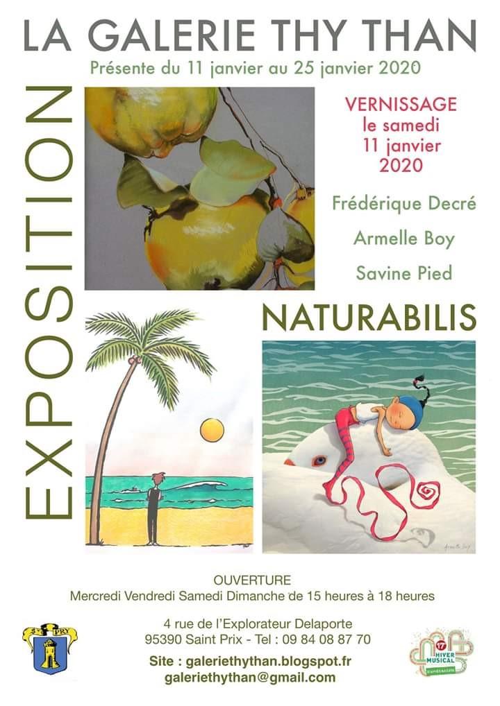 Exposition NATURABILIS