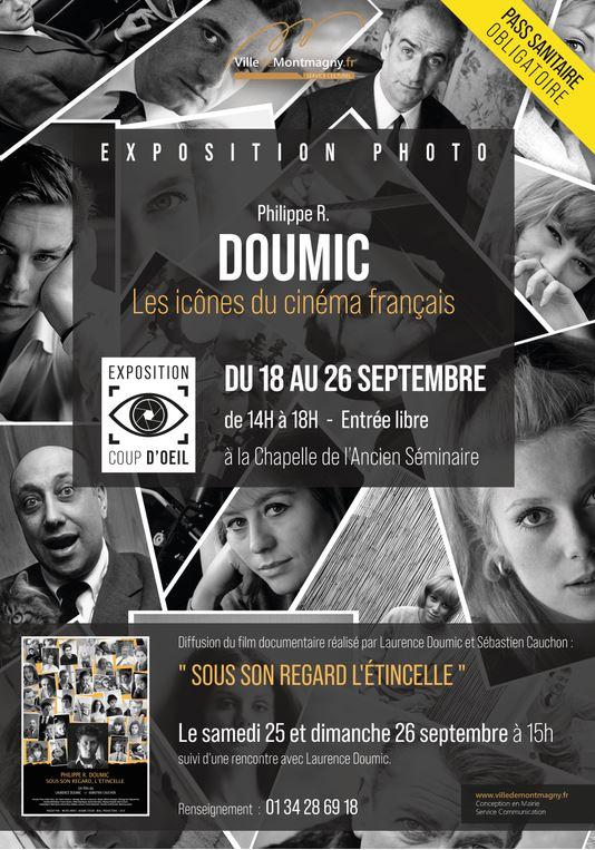 Exposition consacrée à Philippe R. Doumic - Montmagny