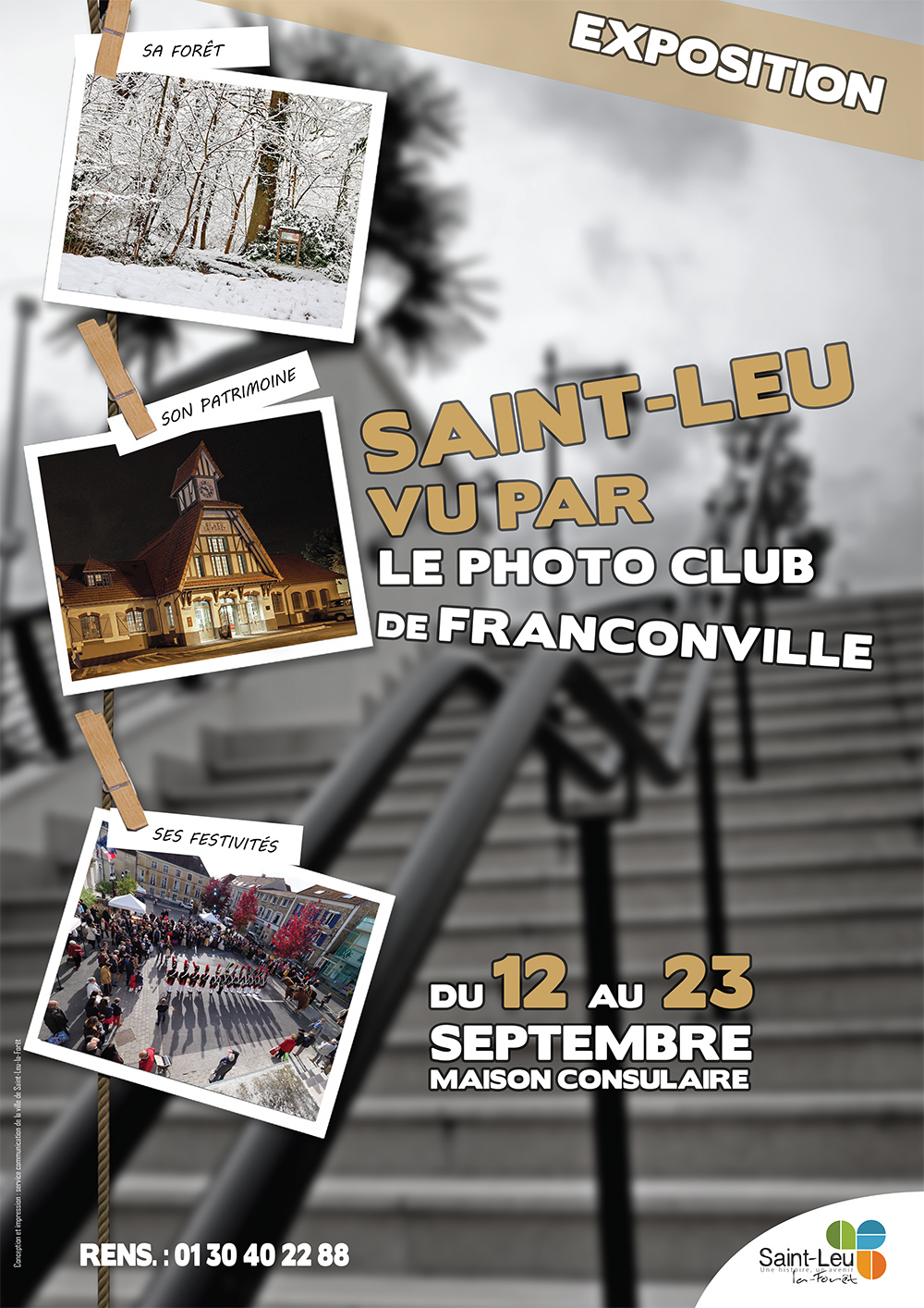 Expo photo Saint-Leu par le Photo Club de Franconville