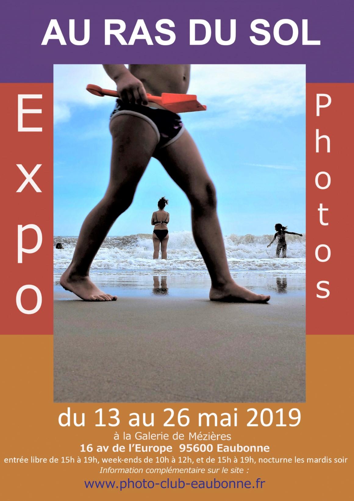 Exposition photos Photo Club Eaubonne