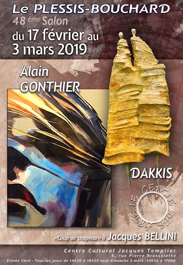 Exposition Plessis Bouchard 2019