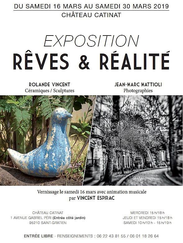 Exposition à Saint-Gratien Rêves et réalités