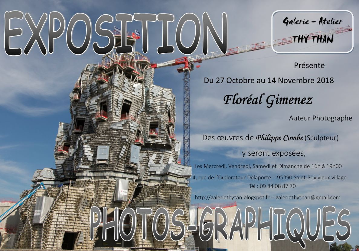 Exposition de Floréal Gimenez
