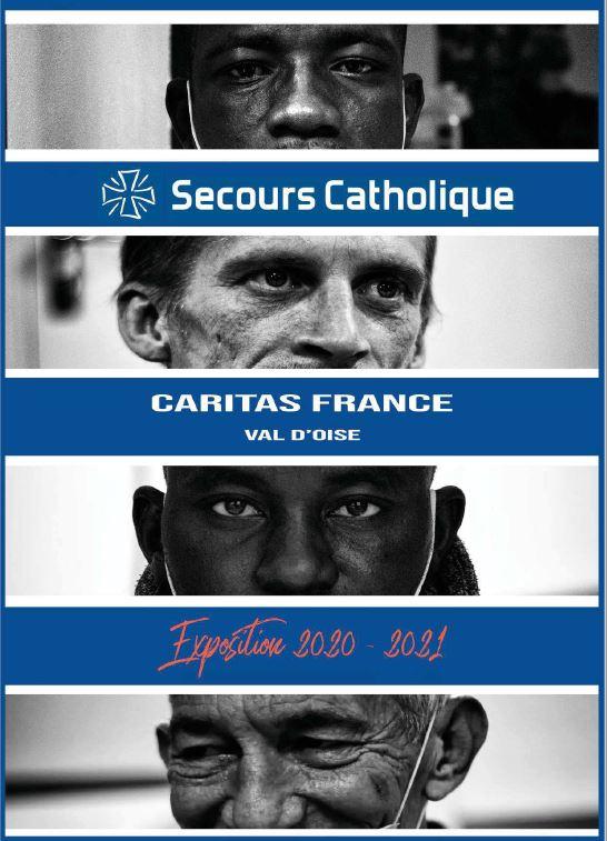 Exposition photos Secours Catholique Caritas