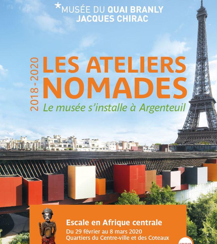Les Ateliers Nomades à Argenteuil