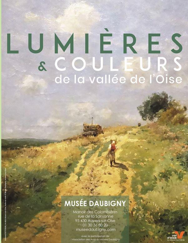 Exposition LUMIERES ET COULEURS DE LA VALLEE DE L'OISE