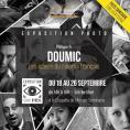 Exposition de Philippe R. Doumic, le photographe des stars du 7ème art.