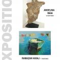 Exposition de la sculptrice Angelina Maia et du peintre Ramazan Hasaj