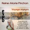 Exposition de Reine-Marie Pinchon :