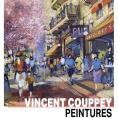 Exposition de peintures de Vincent Couppey
