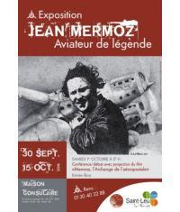 Mermoz, l'aviateur de légende, est à l'honneur à Saint-Leu-la-Forêt!