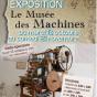 Exposition : Le musée des machines exposition suspendue (reconfinement)