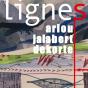 Exposition Lignes avec les artistes Arlou, Jalabert et Dekorte