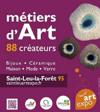Métiers d'Art 2020 - Saint-Leu-la-Forêt