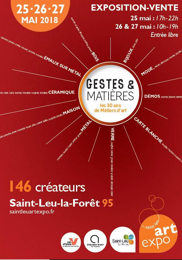 Métiers d'Art - Saint-Leu-la-Forêt