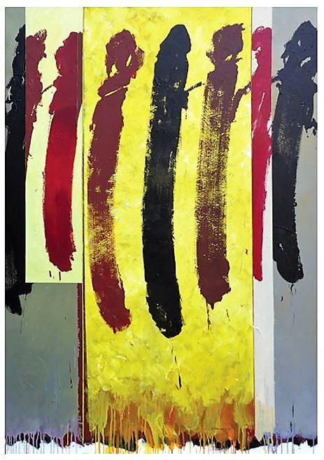 Oeuvre du peintre Gérard Titus-Carmel
