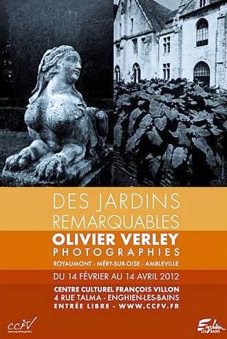 exposition Olivier Verley à Enghien les Bains