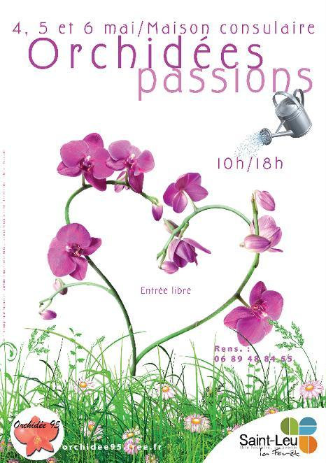ORCHIDEES PASSIONS 4 5 6 MAI 2012