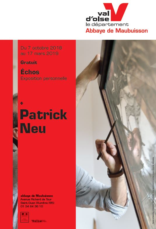 Exposition de Patrick Neu :