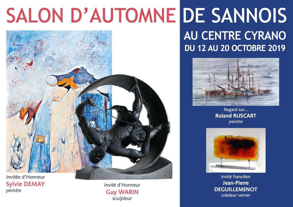 Salon d'automne de Sannois - 2019