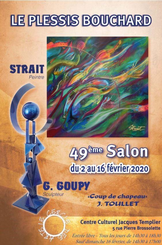 Salon du Plessis Bouchard 2020