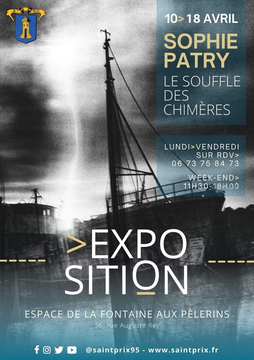 Exposition de Sophie Patry à Saint-Prix