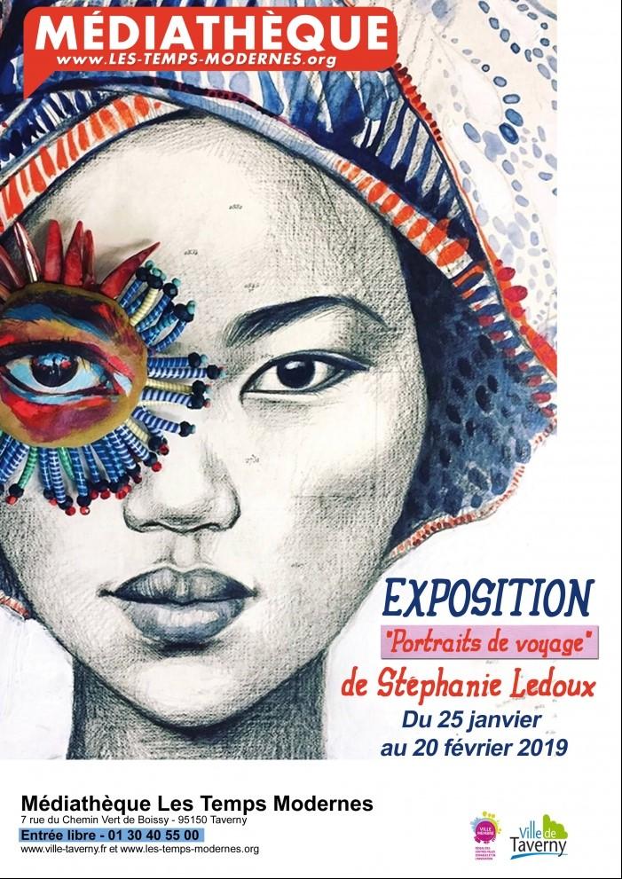 Exposition de Stéphanie Ledoux