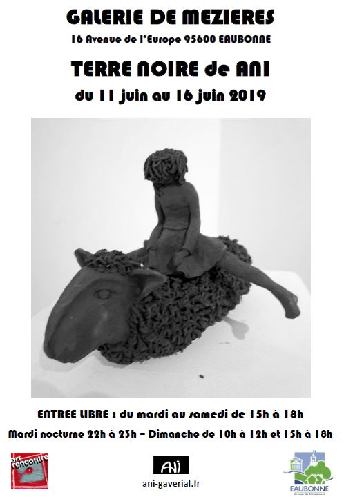Exposition TERRE NOIRE de ANI