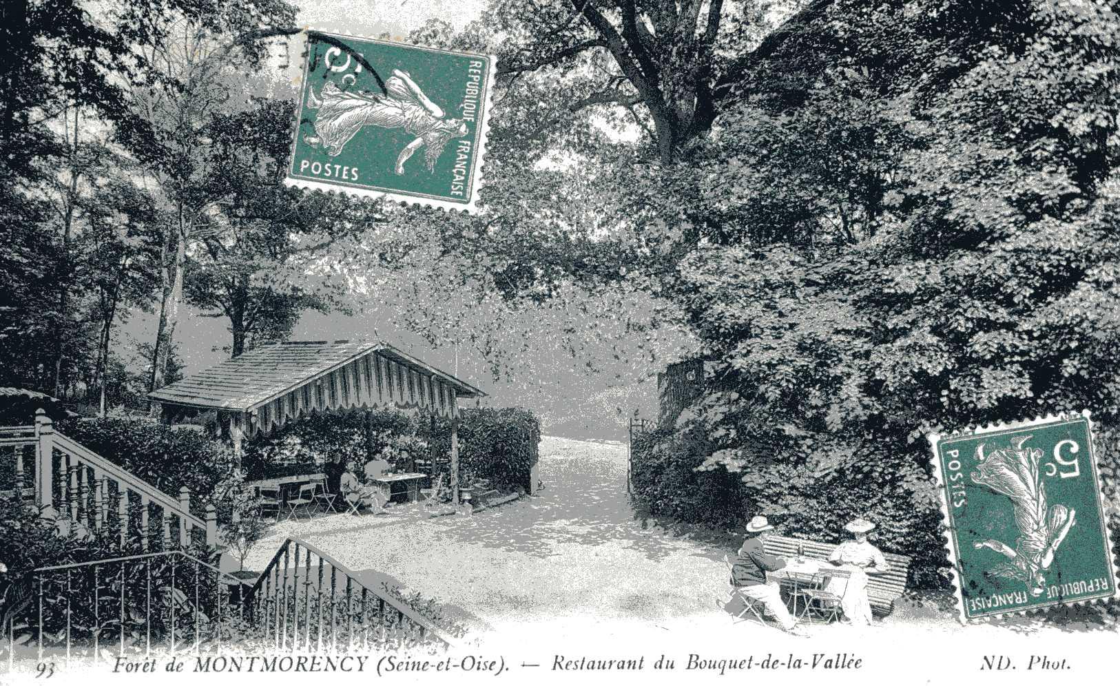 Bouquet de la Vallée - Forêt de Montmorency