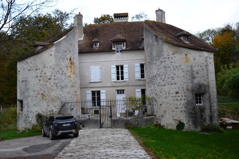 Château de la Chasse au coeur de la Forêt de Montmorency