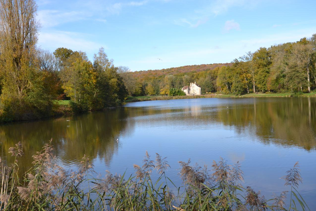 Forêt de Montmorency - Château de la Chasse