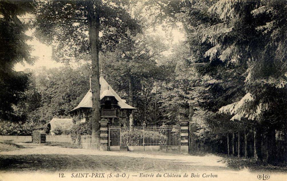 Domaine de Bois-Corbon