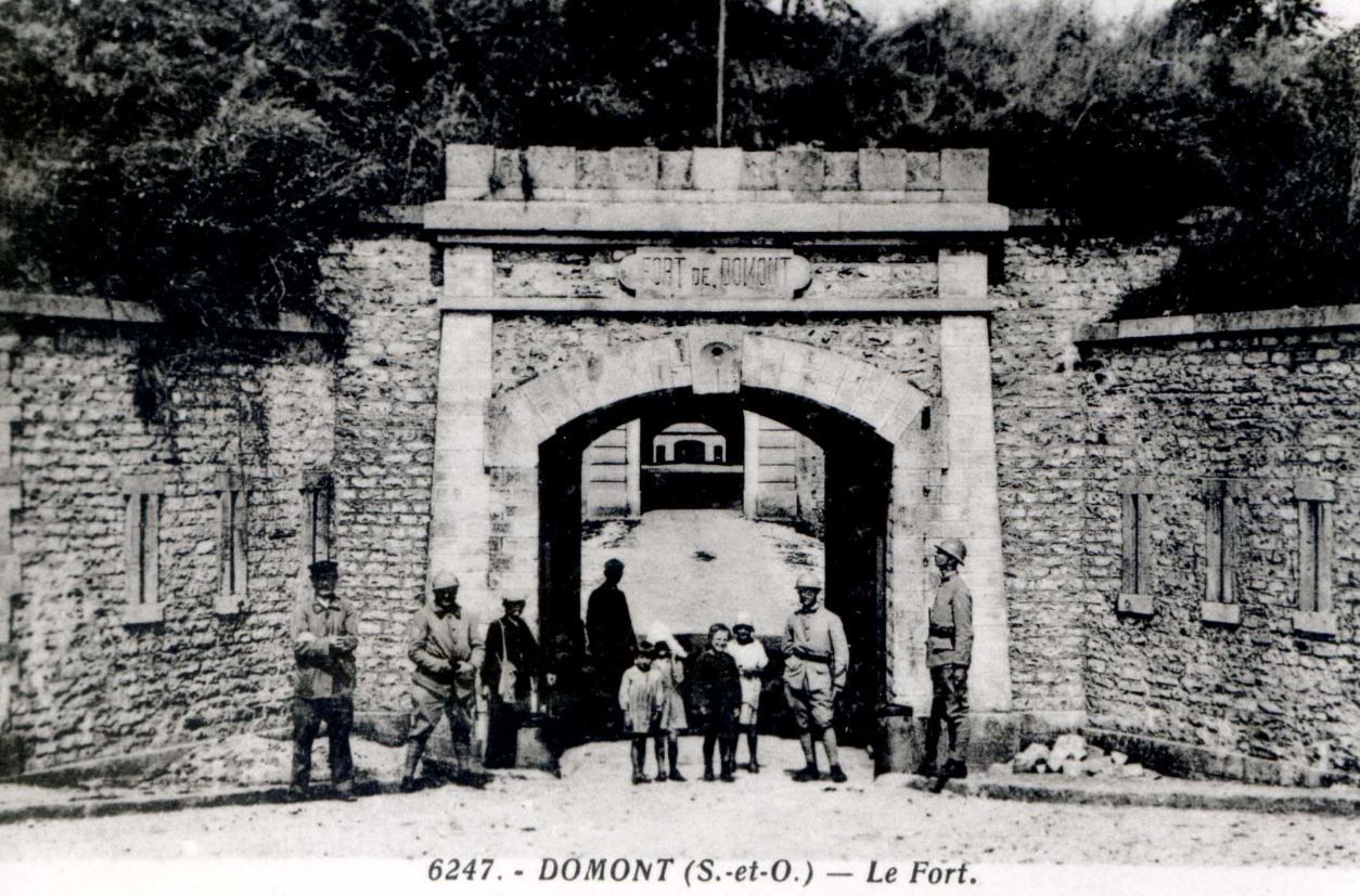 FORT DE DOMONT