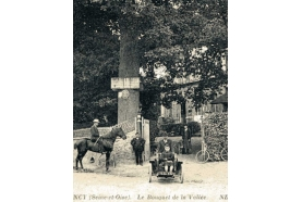 Histoire Forêt de Montmorency> rendez-vous au Bouquet de la Vallée! (1ère partie)