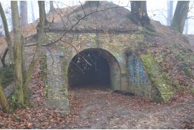 Histoire Forêt de Montmorency > la batterie militaire de Blémur