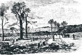 Histoire Forêt de Montmorency> Aménagement du Bois de Boulogne : la promenade de l'empereur et la disgrâce de Louis Sulpice Varé (2e partie)