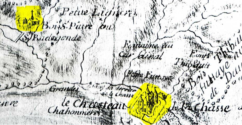 Plan Forêt de Montmorency